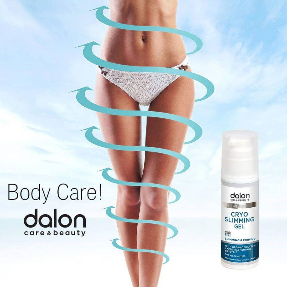Body shape cryo gel