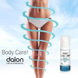 Body shape cryo gel