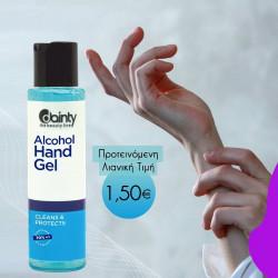 Alcohol hand gels