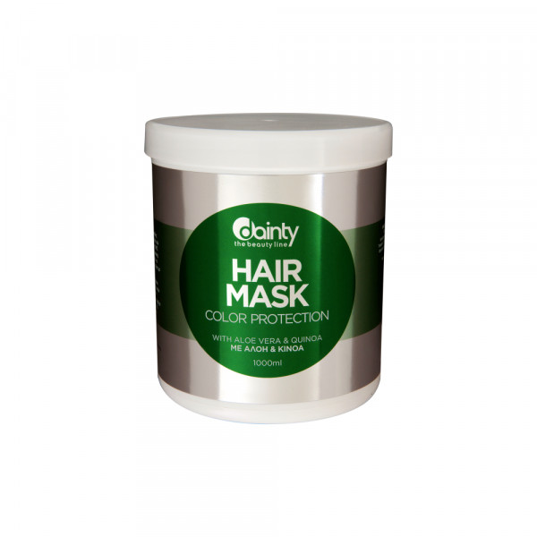 Dainty Hair Mask Color Protection