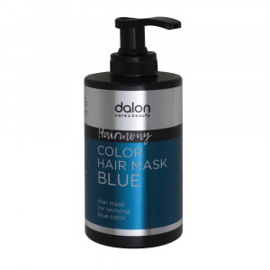 Hair Color Mask Blue