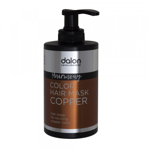 Hair Color Mask Copper
