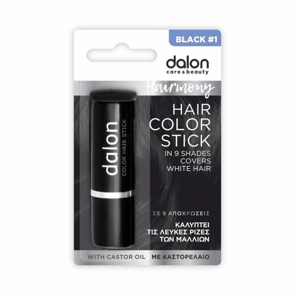 Dalon Hair Color Stick Black