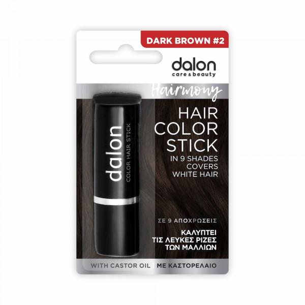 Dalon Hair Color Stick Dark Brown