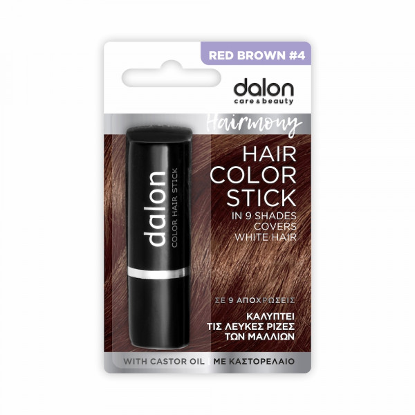 Dalon Hair Color Stick Red Brown
