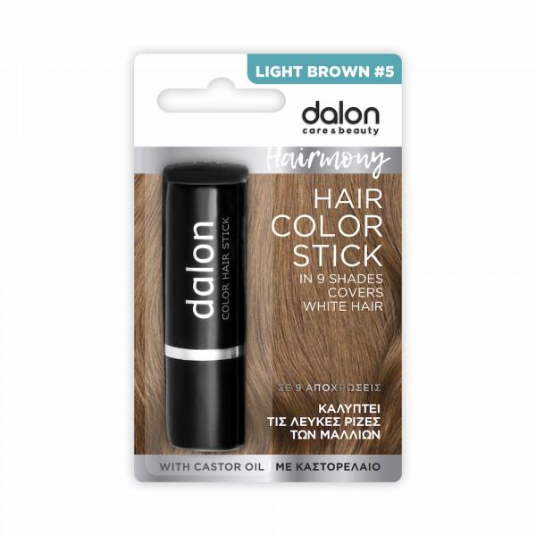 Dalon Hair Color Stick Light Brown