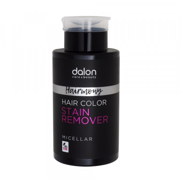 Dalon Hairmony micellar hair color stain remover