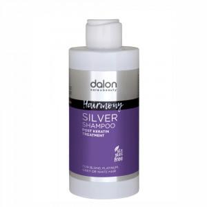 Silver SLS/SLES free Shampoo