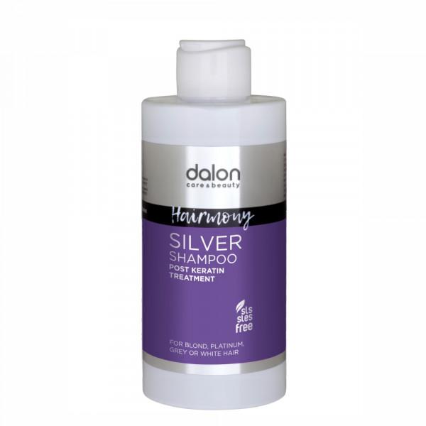 Hairmony Shampoo Silver SLS/SLES Free