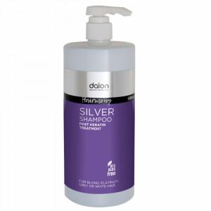 Silver SLS/SLES free Shampoo 1000ML
