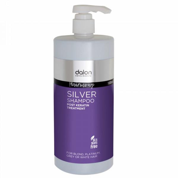 Hairmony Shampoo Silver SLS/SLES Free 1000ml