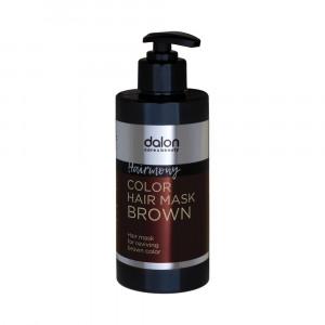 Dalon Hairmony Hair Color Mask - Brown