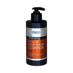Dalon Hairmony Hair Color Mask - Copper