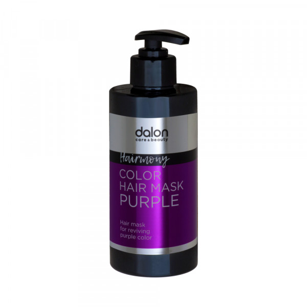 Dalon Hairmony Hair Color Mask - Purple