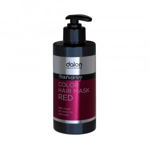 Dalon Hairmony Hair Color Mask - Red