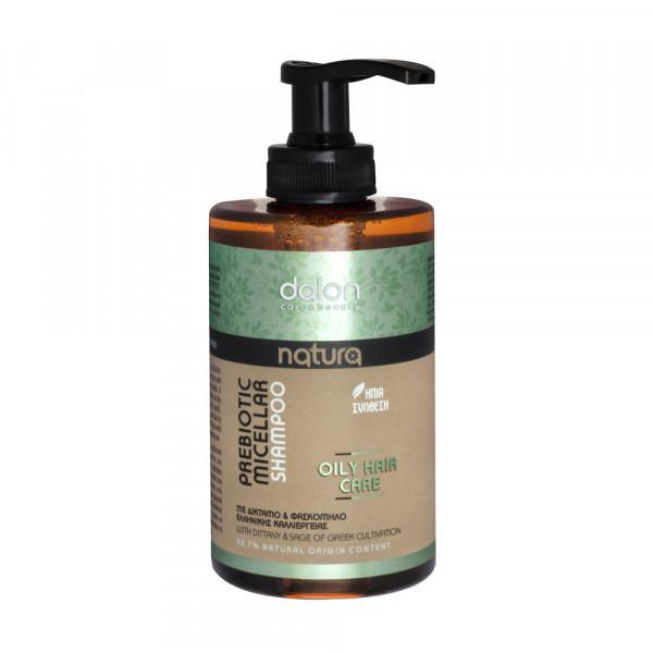 Dalon Natura Prebiotic Micellar Shampoo Hair Oily Care