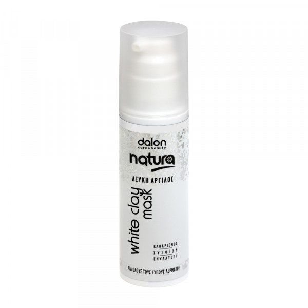 Natura White Clay Face Mask