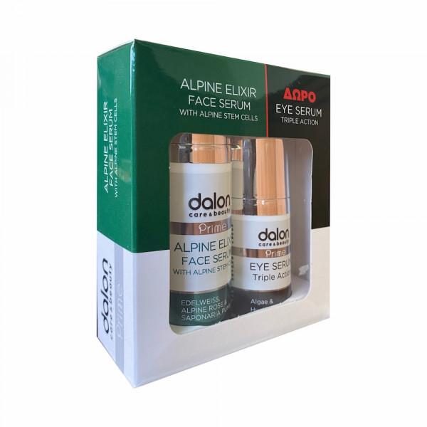 Dalon Prime Alpine Face Serum Gift Box