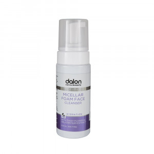 Dalon Prime micellar face foam cleanser