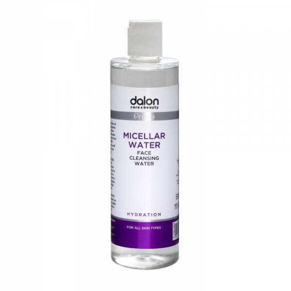 Dalon Prime micellar face cleansing water