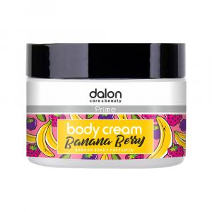 Dalon Body cream Banana Berry
