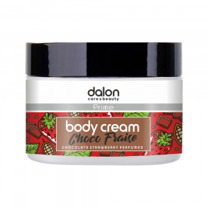 Dalon Body cream Choco Fraise